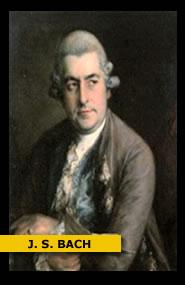 Bach Johann Christian