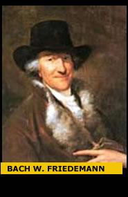 Bach  Wilhelm Friedemann